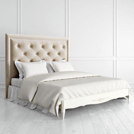 Кровать Romantic с мягким изголовьем 180*200 2я модель