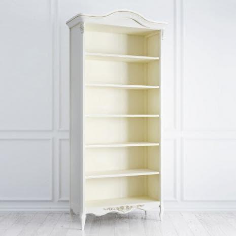 Книжный шкаф высокий Romantic Gold