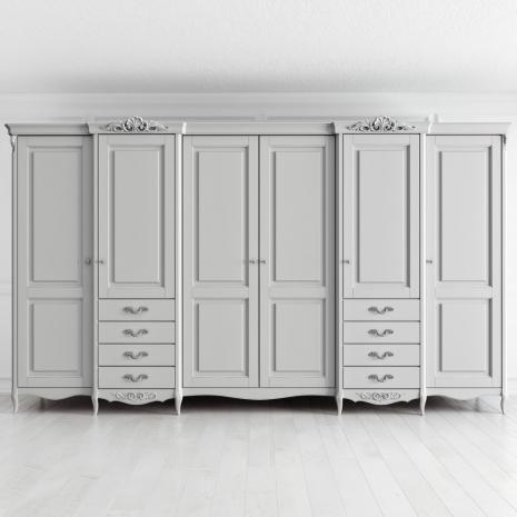 Шкаф 6 дверей Atelier Home