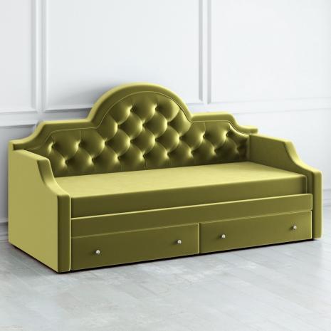 Кровать пристенная Daybed с каретной стяжкой K40Y-1020-B10