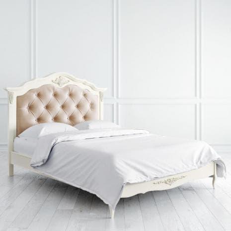 Кровать с мягким изголовьем 140 x 200 R314-K02-A-B01