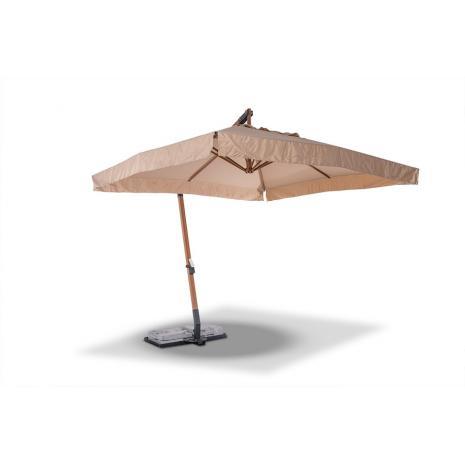 Зонт Корсика алюминиевый