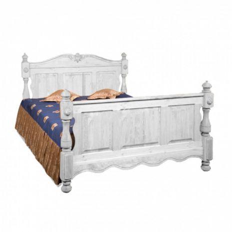 Кровать Викинг GL 160x200 без каркаса (Браширование)