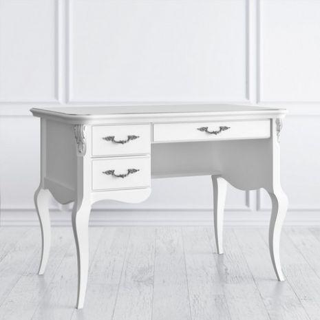 Кабинетный стол пристенный Silvery Rome (L)