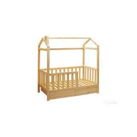 Детская кровать-домик Lit Maison
