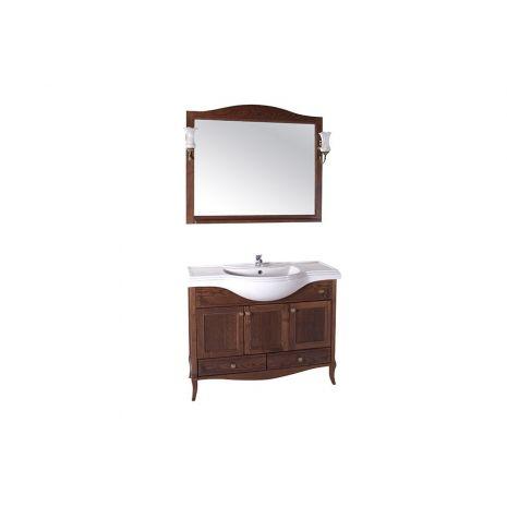 Комплект мебели для ванной Салерно 105 Антикварный орех
