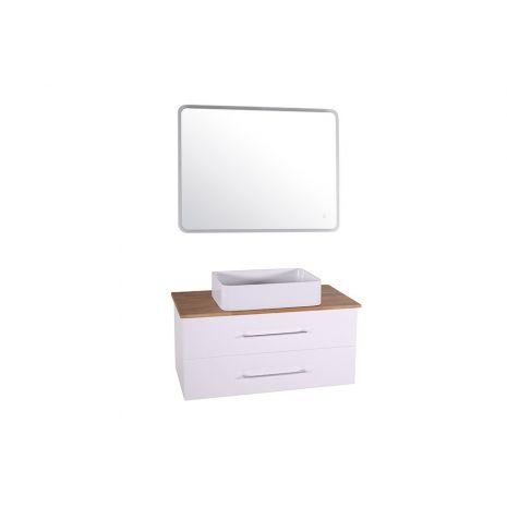 Комплект мебели для ванной Санди 100
