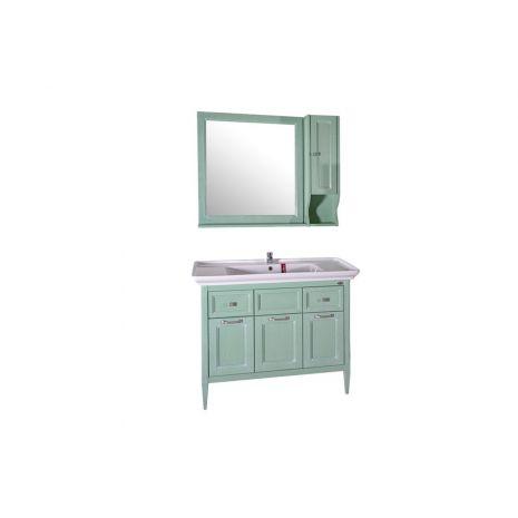 Мебель для ванной Гранда 105 Verde