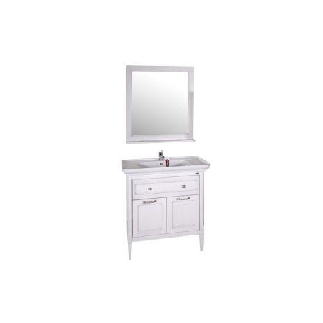 Комплект мебели для ванной Гранда 85 без шкафчика