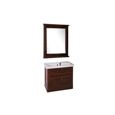 Мебель для ванной Прато 70 Антикварный орех