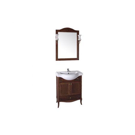 Комплект мебели для ванной Салерно 65 Антикварный орех