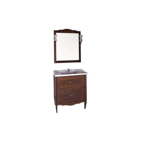 Комплект мебели для ванной Римини Nuovo 60 Антикварный орех