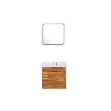 Комплект мебели для ванной Оскар 65