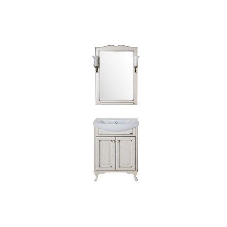 Комплект мебели для ванной Верона 65