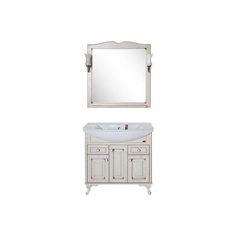Комплект мебели для ванной Верона 85