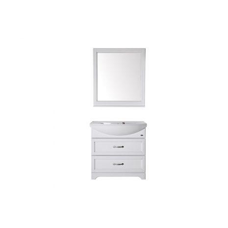 Комплект мебели для ванной Берта 85