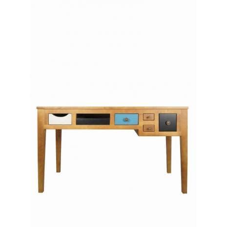 Рабочий стол Aquarelle Birch темный