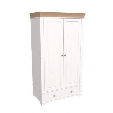 Шкаф 2х дверный Бейли