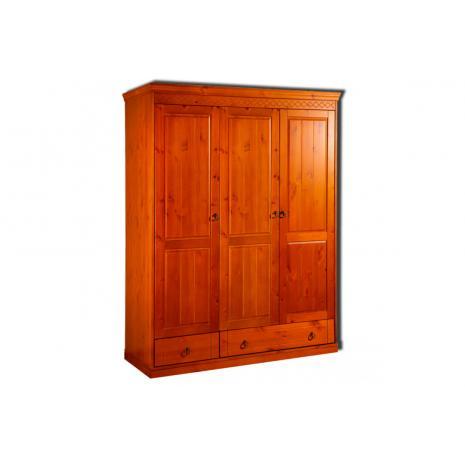Шкаф 3 створчатый Дания-3