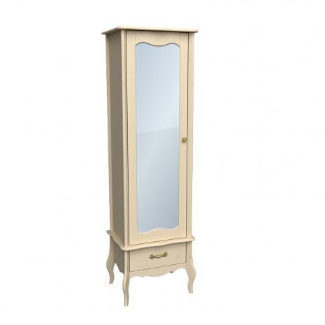 Шкаф для одежды с зеркалом Лебо
