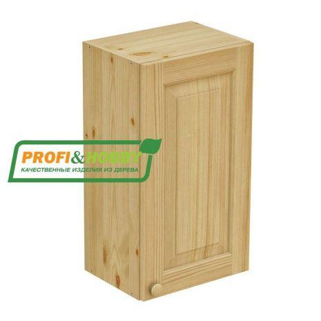 Шкаф настенный 1 дверь 45х72 филенка Profi&Hobby
