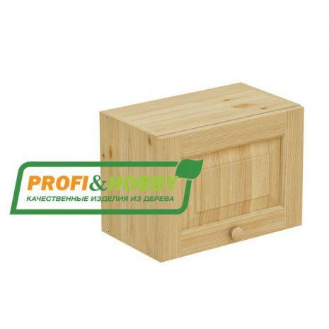 Шкаф настенный 1 дверь 50х36 филенка Profi&Hobby