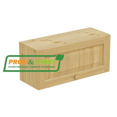 Шкаф настенный 1 дверь 80х36 филенка Profi&Hobby