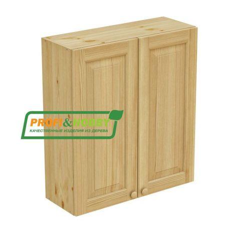 Шкаф настенный 2 двери 80х90 филенка Profi&Hobby