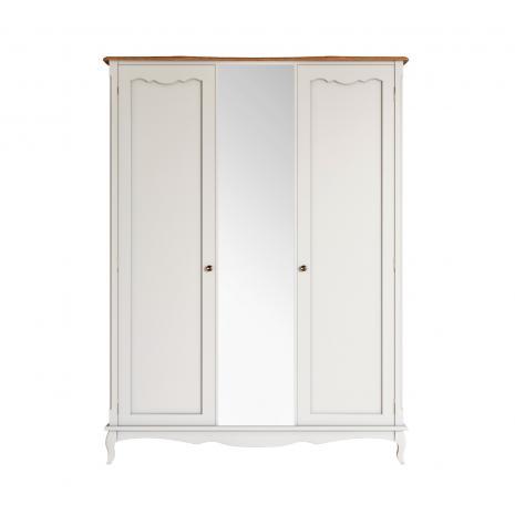Шкаф для одежды Leontina двухстворчатый с зеркалом ST9327Z