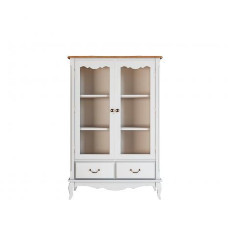 Шкаф Leontina для посуды низкий c ящиками ST9355-2