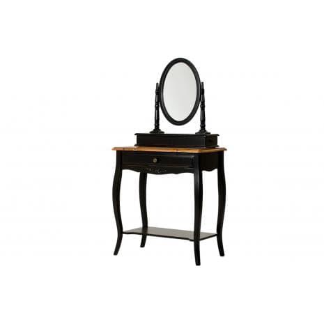 Макияжный столик с овальным зеркалом Belveder ST9121N