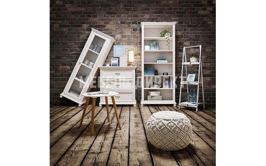 Белая мебель из массива