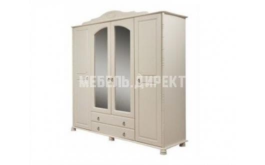 Шкафы для одежды из массива