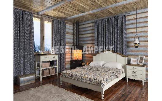 Спальни в стиле Прованс