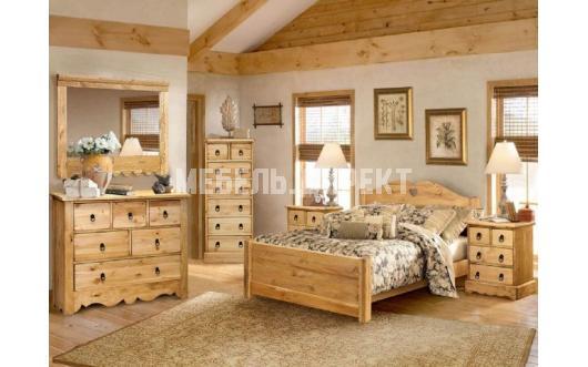 Спальня Волшебная сосна