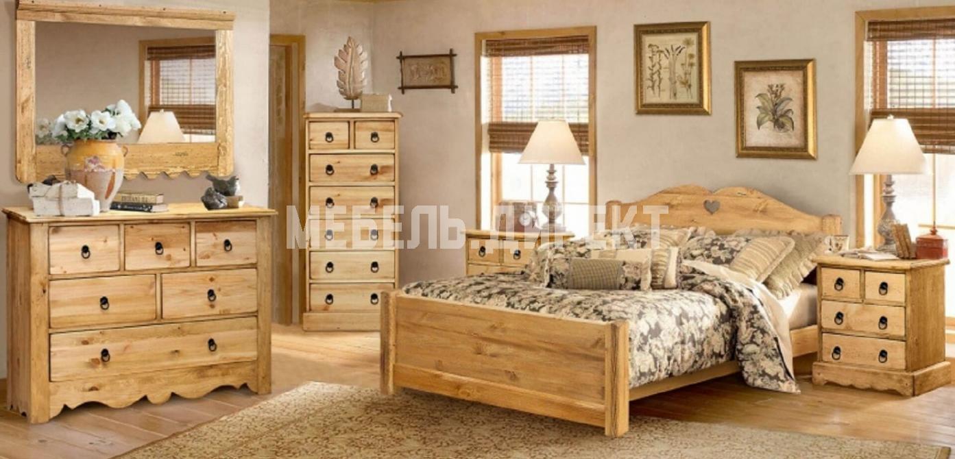 Спальня Волшебная сосна #1