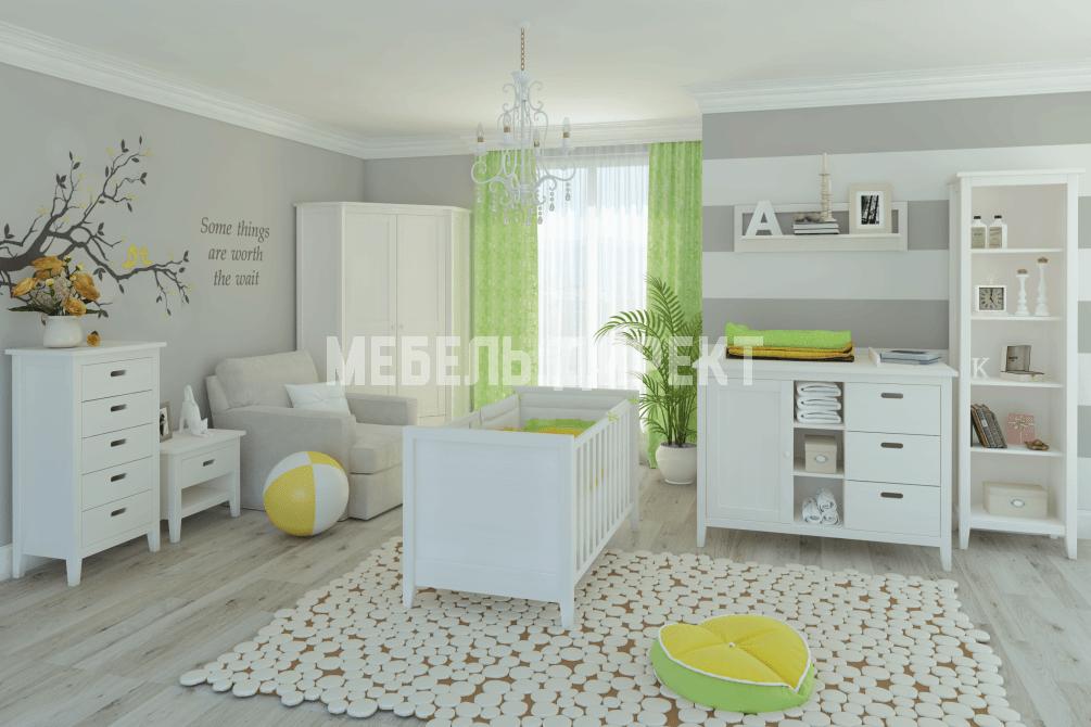 Детская комната Сиело #1