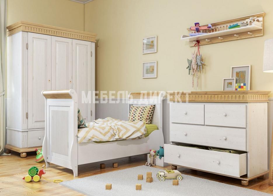 Детская комната Хельсинки #1