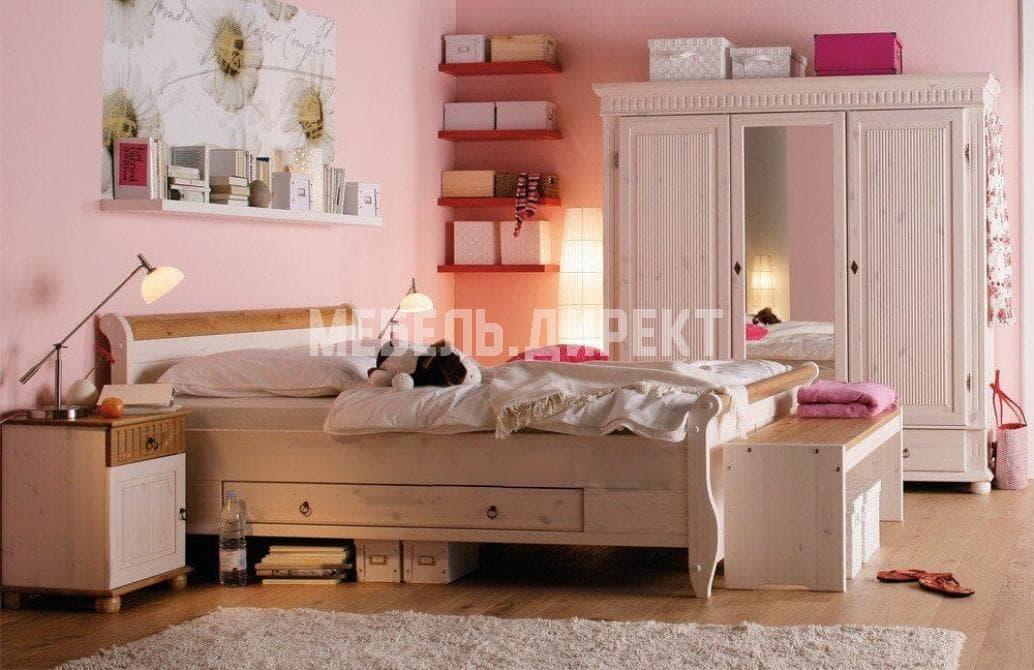 Спальня Хельсинки Мальта #2