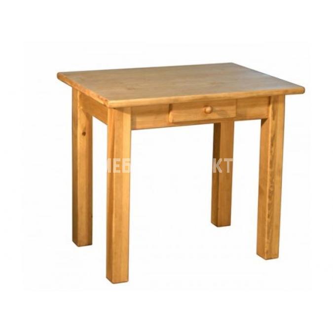 Стол кухонный с ящиком 85х55