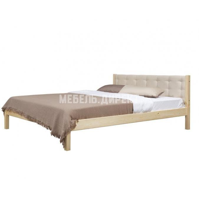 Кровать Классик 1 (мягкая) 160