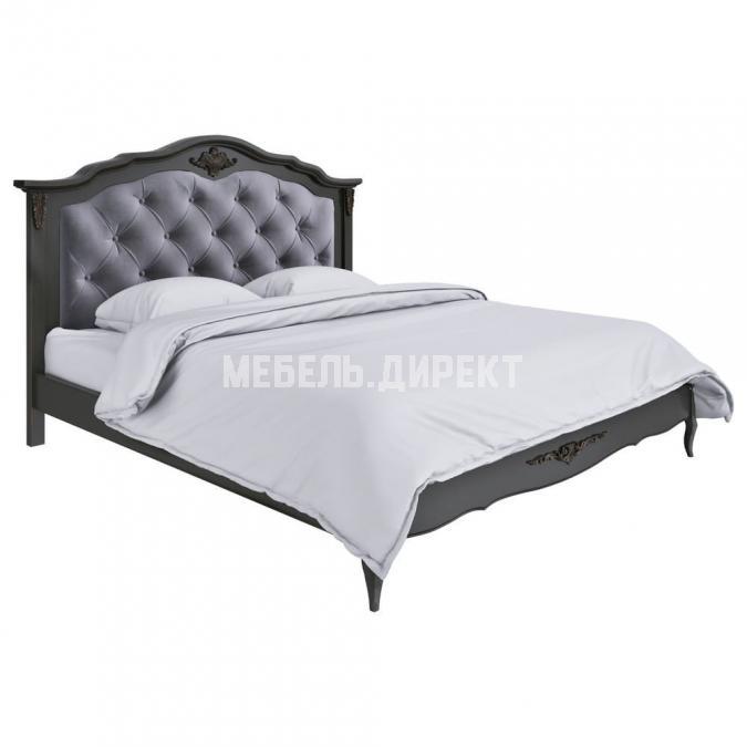 Кровать Nocturne с мягким изголовьем 180*200