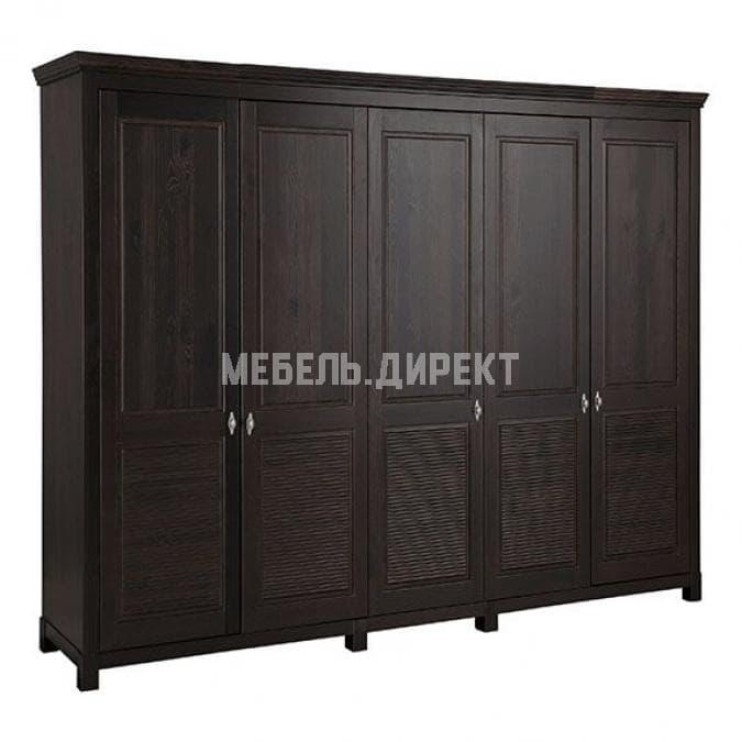Шкаф для одежды Рауна 50 (колониал)