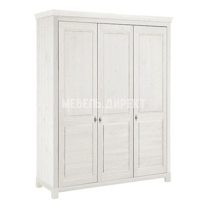 Шкаф для одежды Рауна 30 (белый воск УКВ)