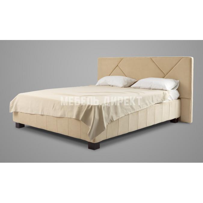 Кровать мягкая Дания №7 160