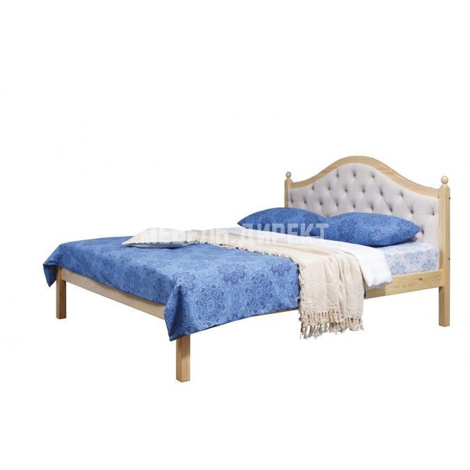 Кровать Кая 1 (мягкая) 140