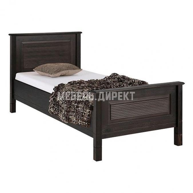 Кровать Рауна 90x200 (колониал)