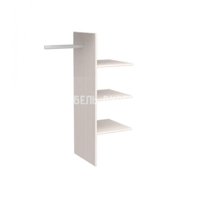 Полки для 2х дверного шкафа Бейли