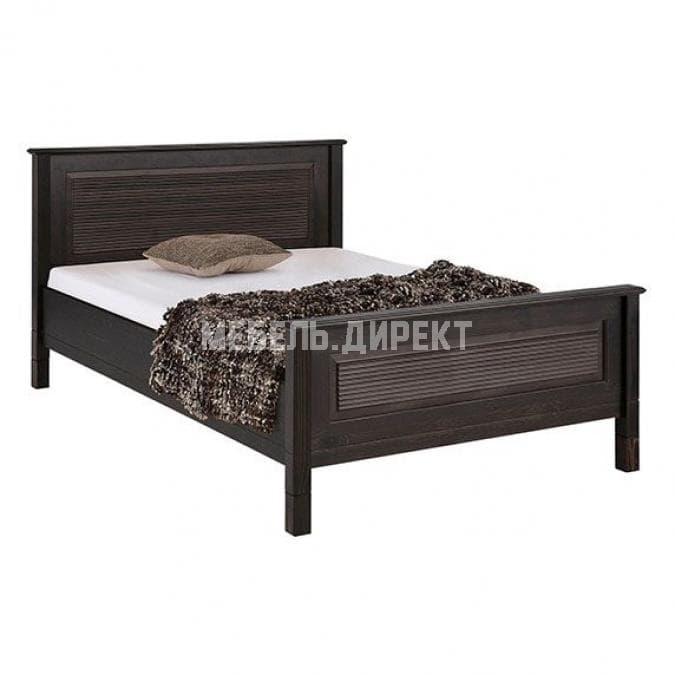 Кровать Рауна 140x200 (колониал)