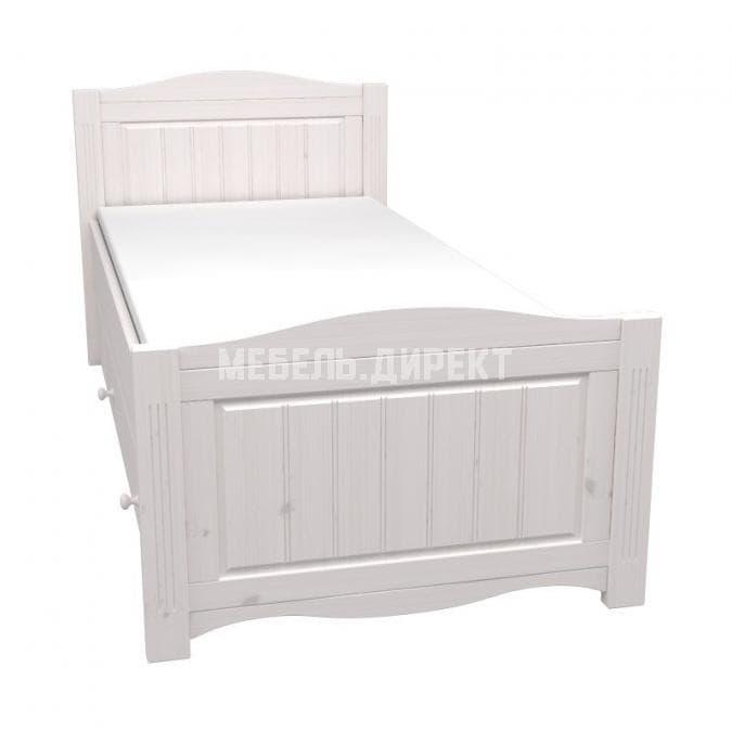Кровать Милано с выкатным ящиком